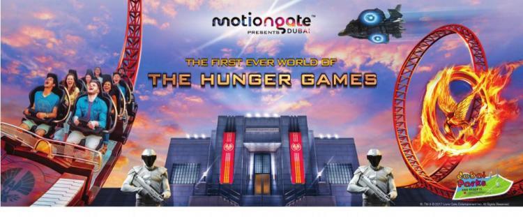 Motiongate-DubaiParks&resorts-HungerGames