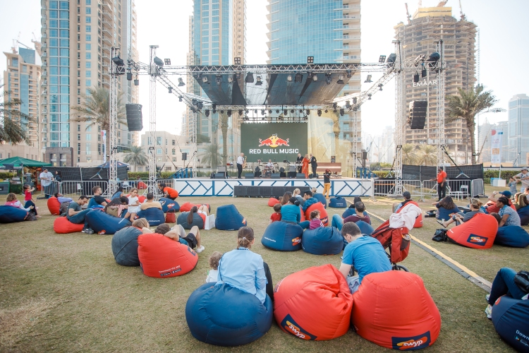 Dubai Shopping Festival _ Outside Festival